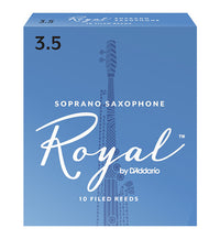 Rico Royal Reeds Soprano Saxophone - Box of 10