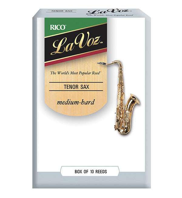 La Voz Reeds Tenor Saxophone - Box of 10