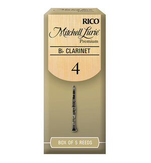 Mitchell Lurie Premium Reeds Bb Clarinet - Box of 5