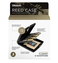 D'Addario Reed Case with Humidification System - Saxophone / Clarinet