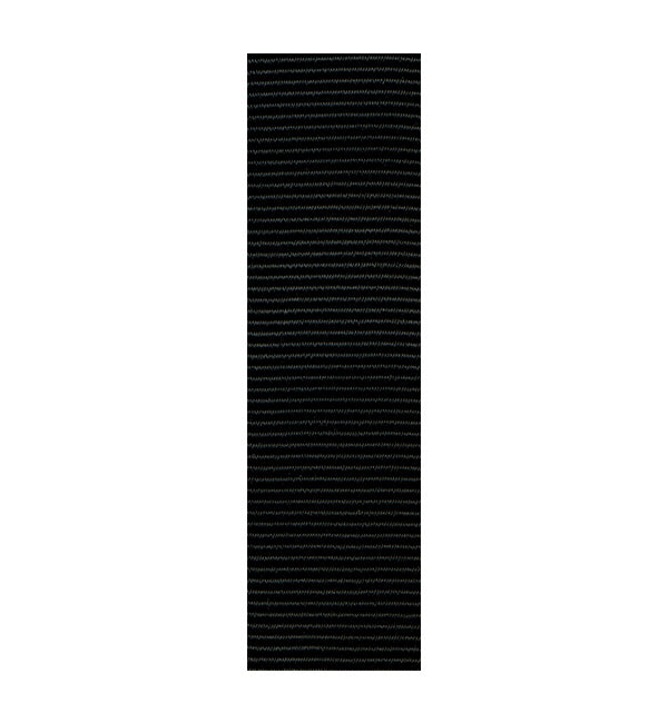 Rico Fabric Saxophone Neck Strap - Black Nylon