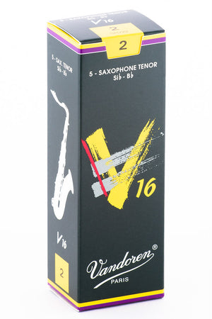 Vandoren V16 Reeds Tenor Saxophone - Box of 5