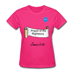 Women's T-Shirt - fuchsia