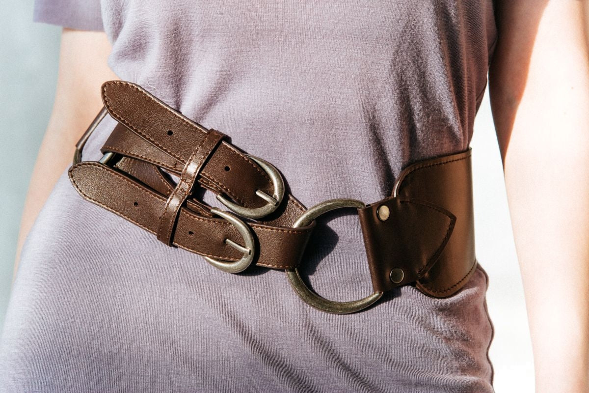 Belt with Buckles