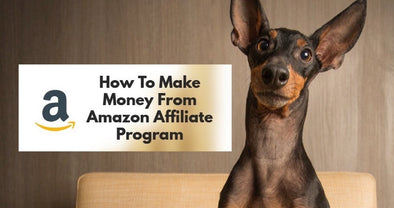 Amazon Affiliate Marketing for Pet Products with K9 Masks