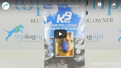 Top Dog Tips K9 Mask Video Review