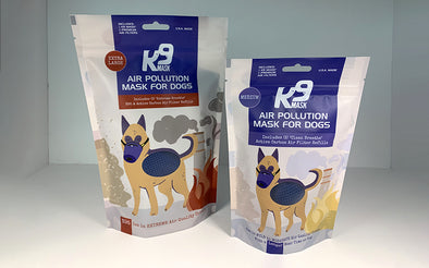 Retail Ready Packaging Helps K9 Mask® on Shark Tank