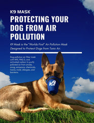 K9 Mask Information about Dog Air Filters