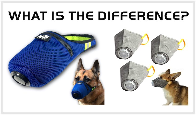 What is the best Air Filter Mask for Dogs on Amazon?