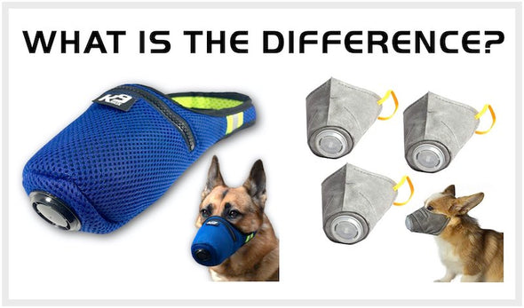Best Air Filter Face Gas Mask for Dog on Amazon