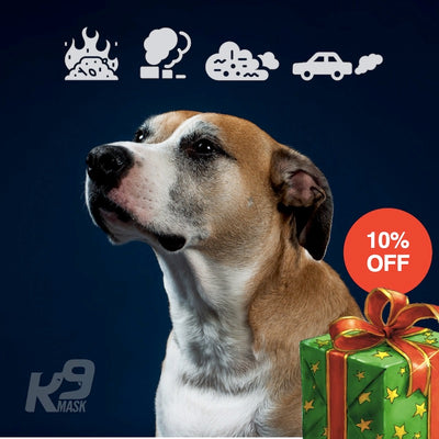 K9 Mask Best Price Holiday Sale Dog Air Filter