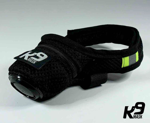 K9 Mask® Pasadyang Kulay - Purong Air X1 Dog Air Pollution Filter Mask