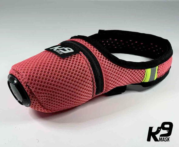 Maska K9 Mask® - maska ​​filtru Pure Air X1 Dog Air Pollution Filter Mask