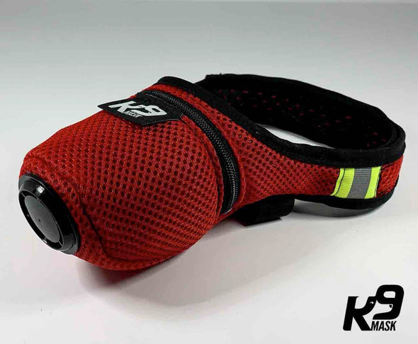K9 Mask® 커스텀 컬러-Pure Air X1 Dog Air Pollution Filter Mask