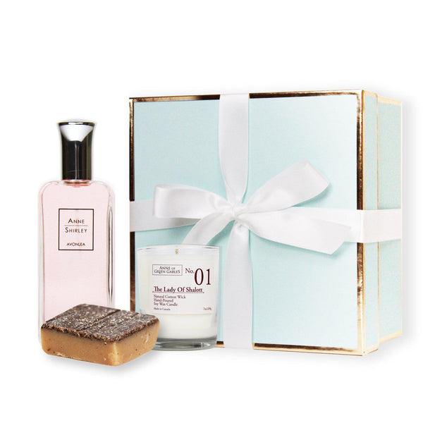 Anne Shirley Apothecary Gift Set