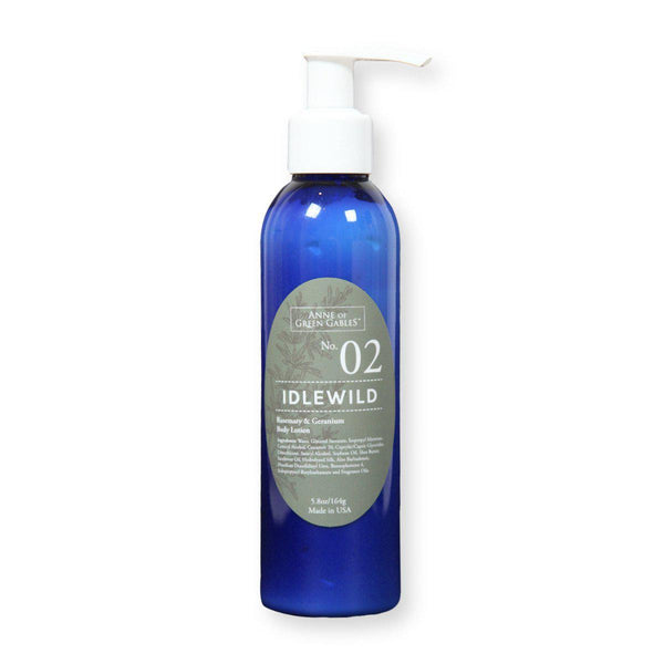 Idlewild Body Lotion