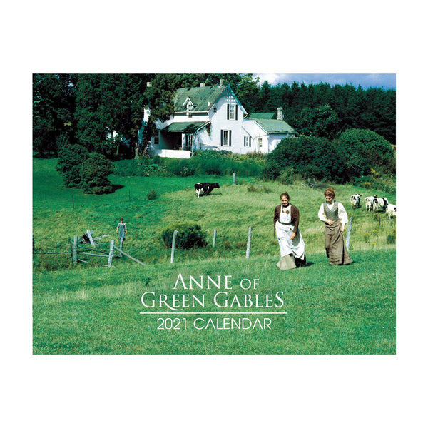 Anne of Green Gables 2021 Calendar