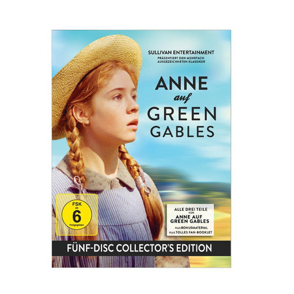 Anne auf Green Gables: Funf-Disc Collector's Edition