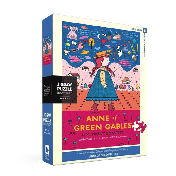 Anne of Green Gables 500 Piece Jigsaw Puzzle