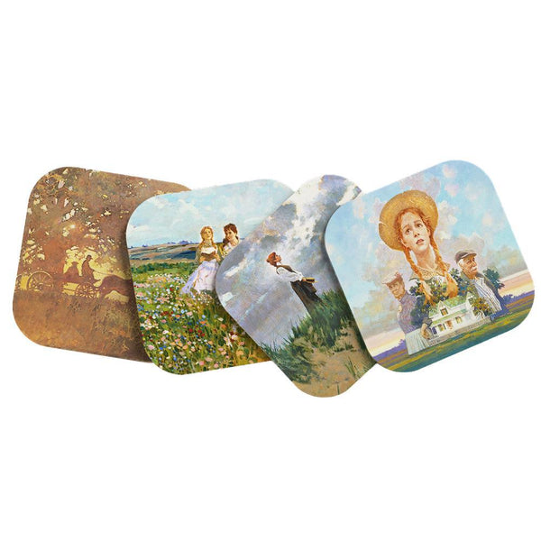 Anne of Green Gables Coasters