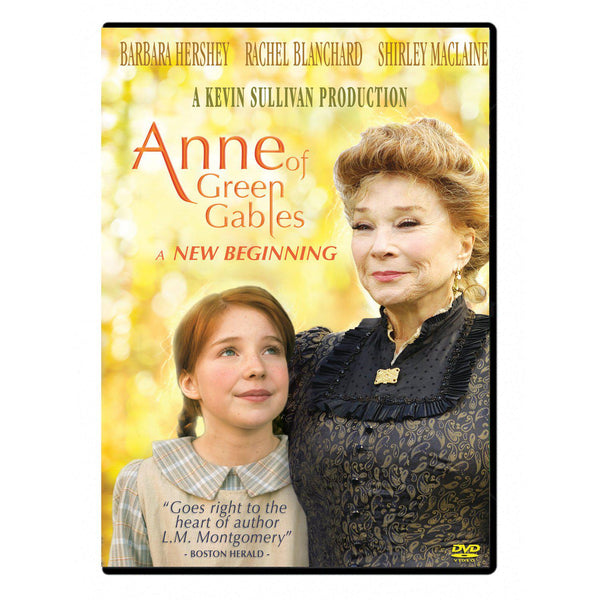 Anne of Green Gables: A New Beginning Widescreen