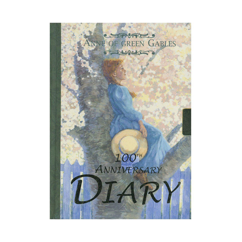 Anne of Green Gables Diary with Locket