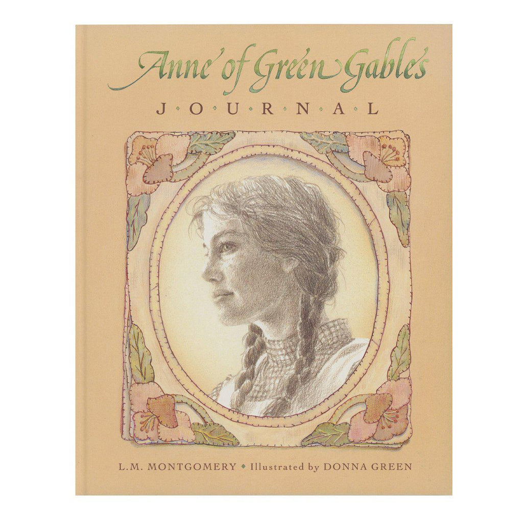 Anne of Green Gables Journal-Illustrated by Donna Green, Signed by Kevin Sullivan