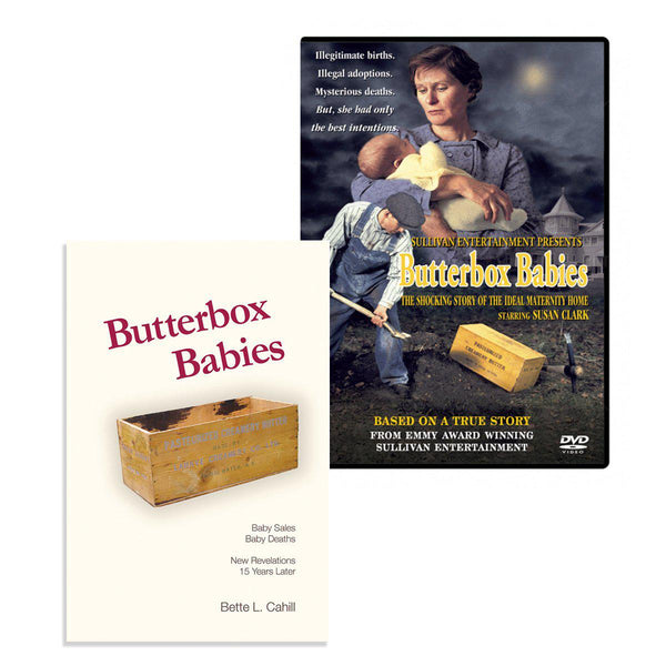 Butterbox Babies: Book and DVD Set