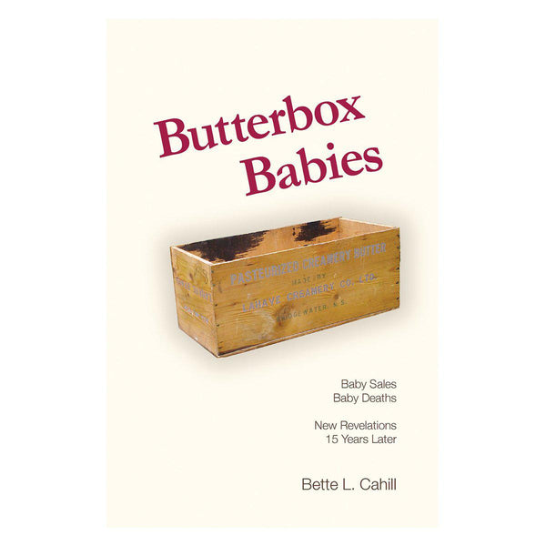Butterbox Babies (paperback book)