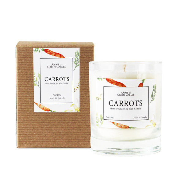 "Limited Edition ""Carrots"" Candle"