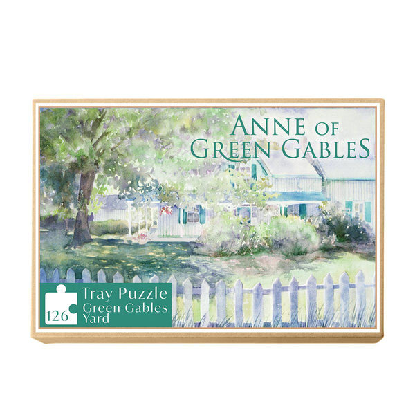 Anne of Green Gables - Green Gables Puzzle