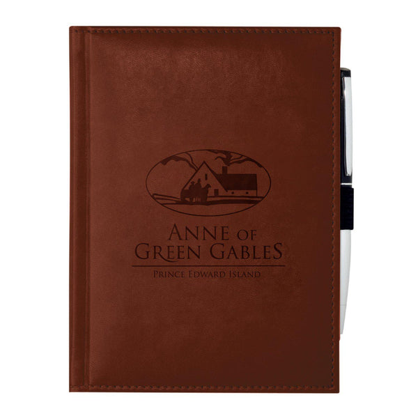 Anne of Green Gables Leather Bound Journal