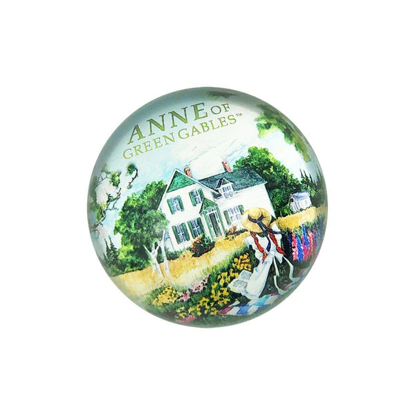 Anne of Green Gables Glass Paper Weight