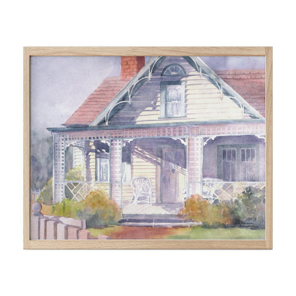 Avonlea Print: The Potts House