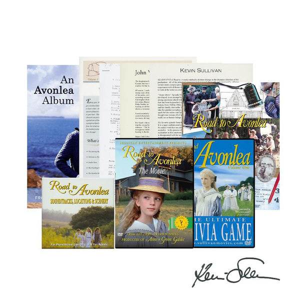 Road To Avonlea Anniversary Bundle