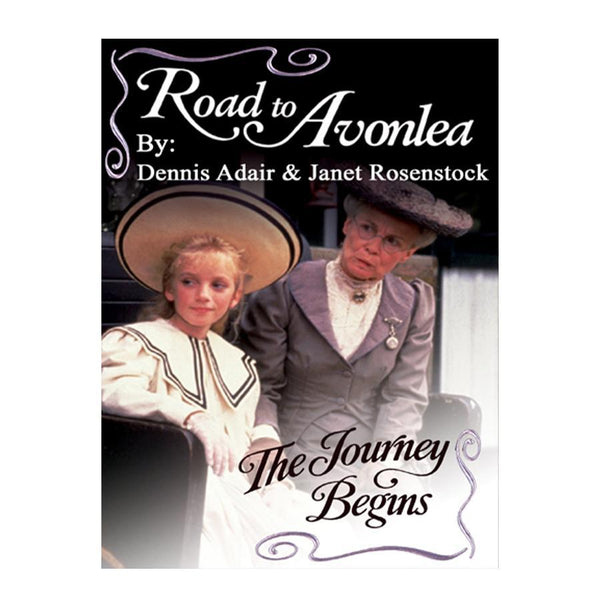 The Journey Begins (Road to Avonlea Book 1)-ebook