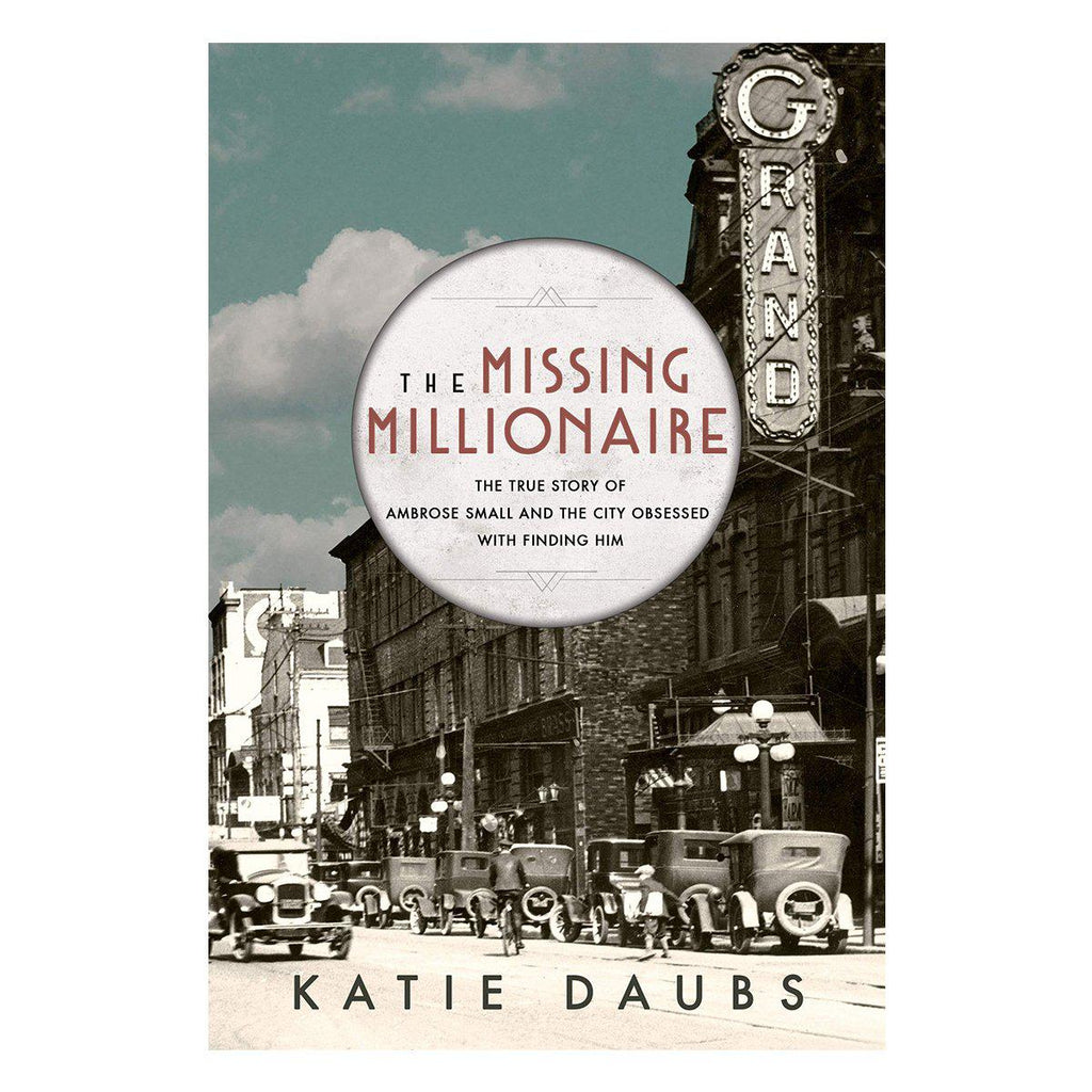 The Missing Millionaire By Katie Daubs