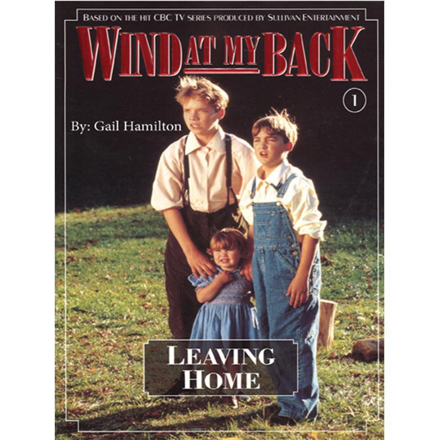 Leaving Home (Wind at My Back Book 1)-ebook