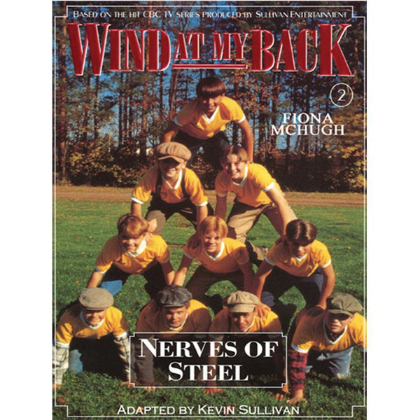 Nerves of Steel (Wind at My Back Book 2)-ebook