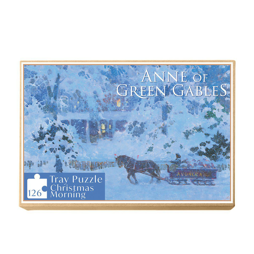 Anne of Green Gables - Christmas Morning Puzzle