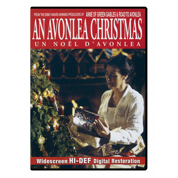 An Avonlea Christmas - Widescreen Edition DVD (2012)
