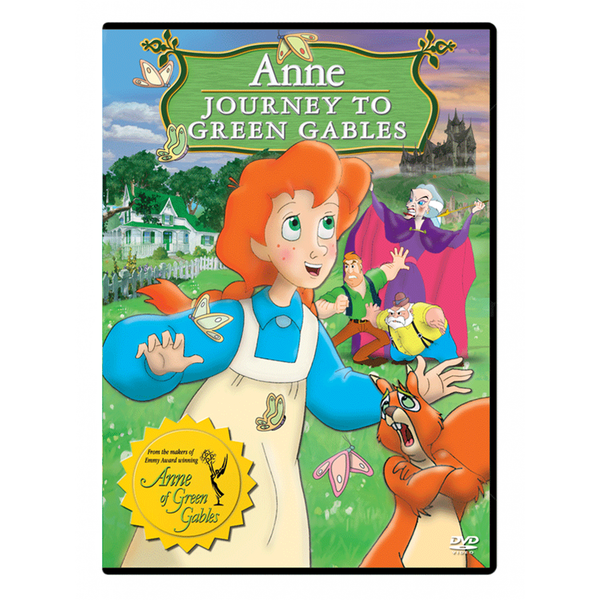 Anne: Journey to Green Gables DVD (2005) -Standard Fullscreen