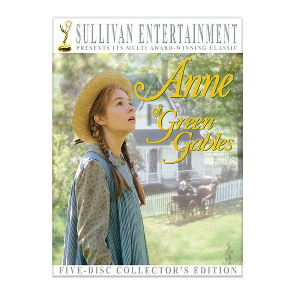Anne of Green Gables: 20th Anniversary Three-Part Collector's Edition DVD (2006)