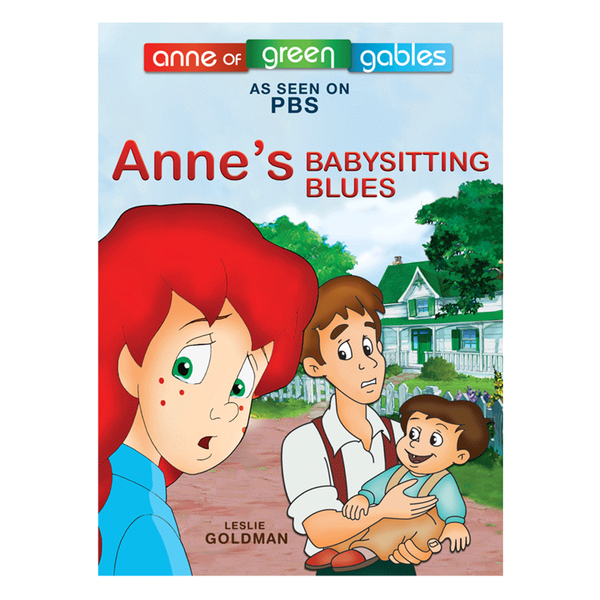 Anne: The Animated Series - Anne's Babysitting Blues (LEVEL 2 READER)