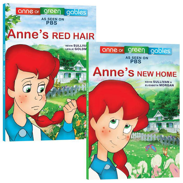 Anne: The Animated Series-Picture Book Set
