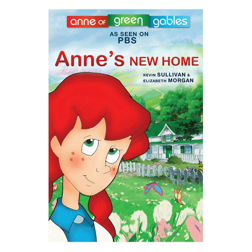 Anne: The Animated Series - Anne's New Home