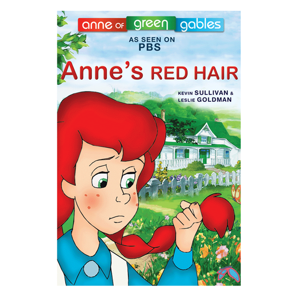 Anne: The Animated Series - Anne's Red Hair  (LEVEL 1 READER)