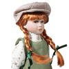 "Anne of Green Gables , Porcelain 12""  Movie Doll"