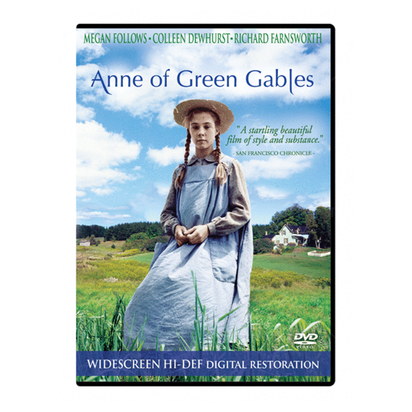 Anne of Green Gables - Digitally Remastered Widescreen DVD