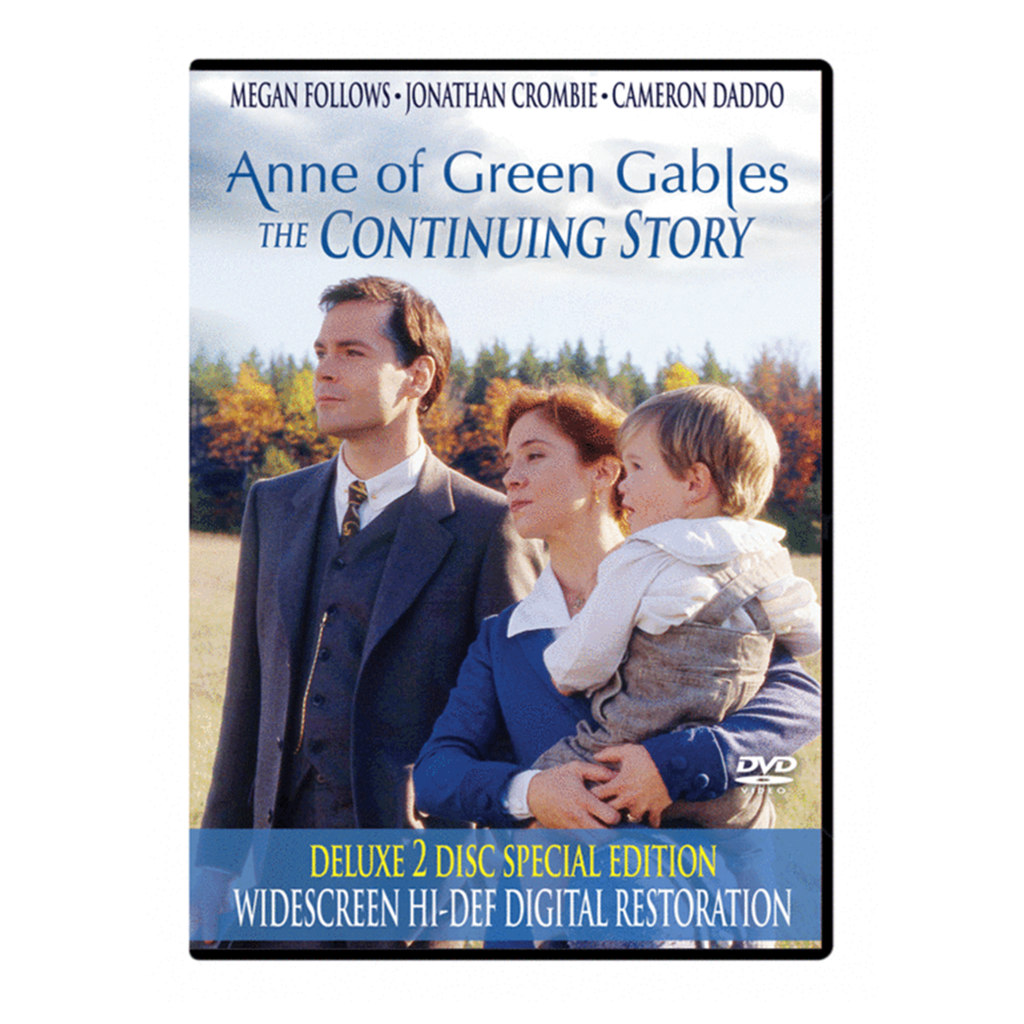 Anne of Green Gables: The Continuing Story  - Digitally Remastered Widescreen DVD